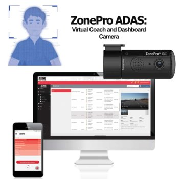 ZonePro Virtual Coach and Dashcam